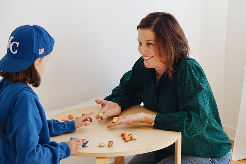 Speech therapy for kids in Los Angeles, CA
